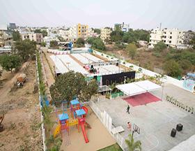 Akshara international school, L B Nagar, Hyderabad