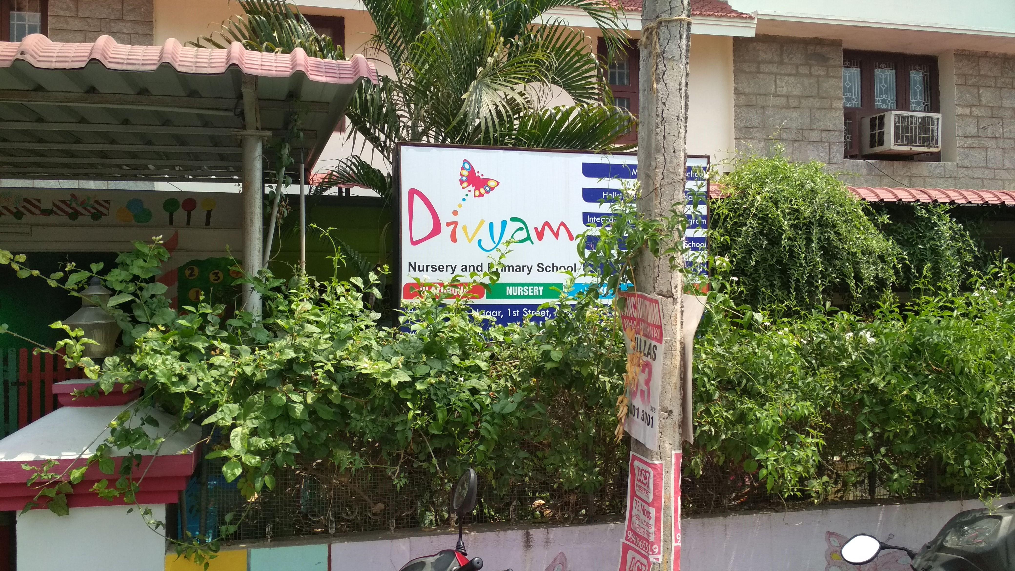 Divyam World School, Spartan Nagar, Chennai